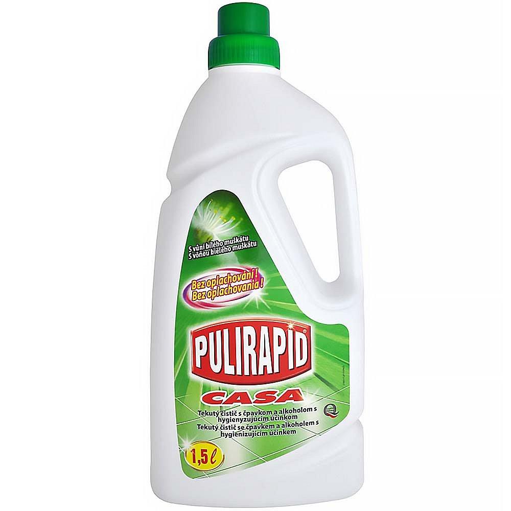 PULIRAPID CASA MUSCHIO 1500 ml (univerzální čistič s čpavkem, bílý muškát)