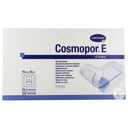 Rychloobvaz COSMOPOR E steril.15x8cm/25ks