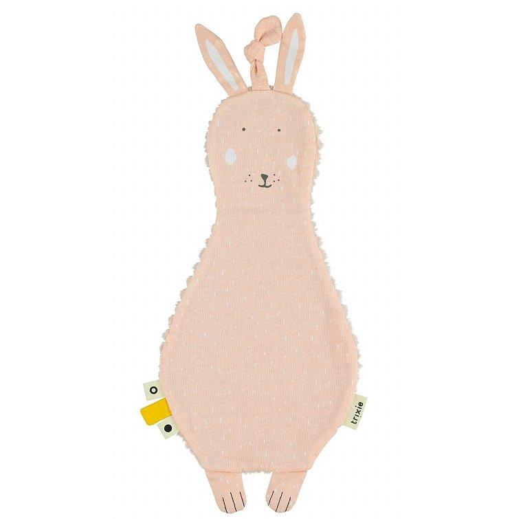 Trixie Držák na dudlík s muchláčkem Mrs. Rabbit