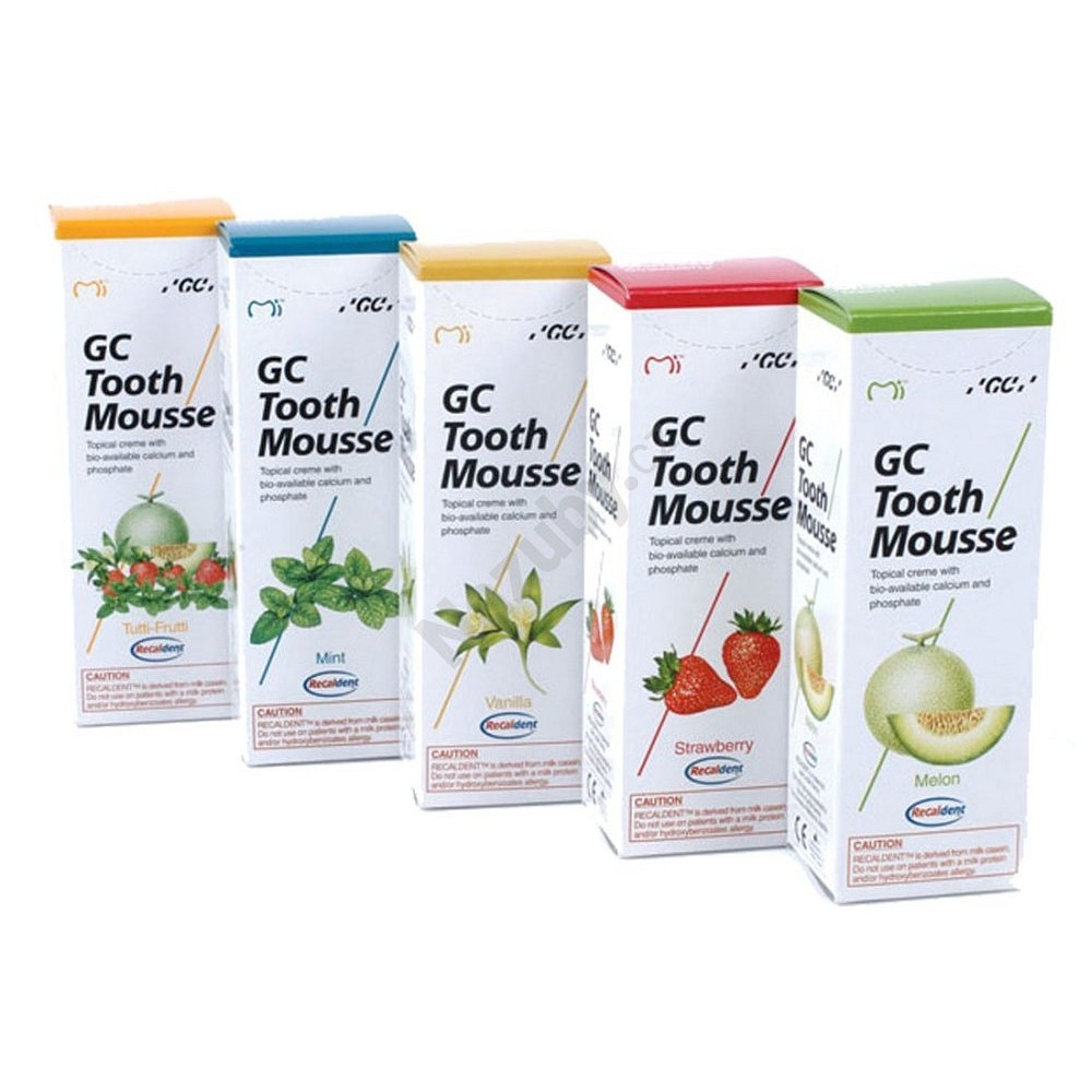 GC Tooth Mousse 35 ml Jahoda