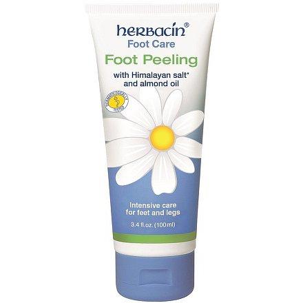 Herbacin Peeling na nohy 100ml