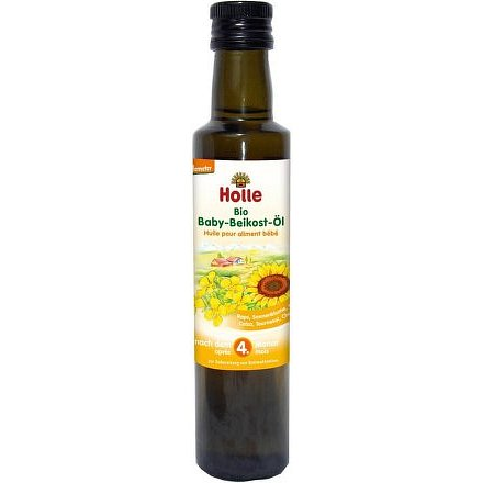 Holle Bio dětský olej 250 ml