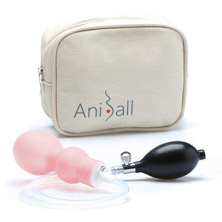Aniball pro těhotné - světle růžová