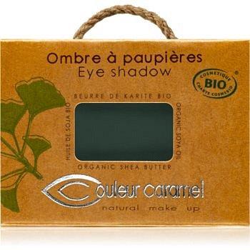 Couleur Caramel Eye Shadow minerální oční stíny odstín č.050 - Pearlybluish green 2,5 g