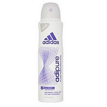 Adidas Adipure dámský deodorant - dámský deodorant ve spreji pro ženy  150 ml