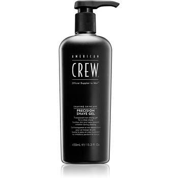 American Crew Shave & Beard Precision Shave Gel gel na holení pro citlivou pleť 450 ml
