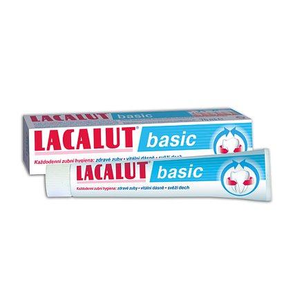 Lacalut zubní pasta basic 75ml