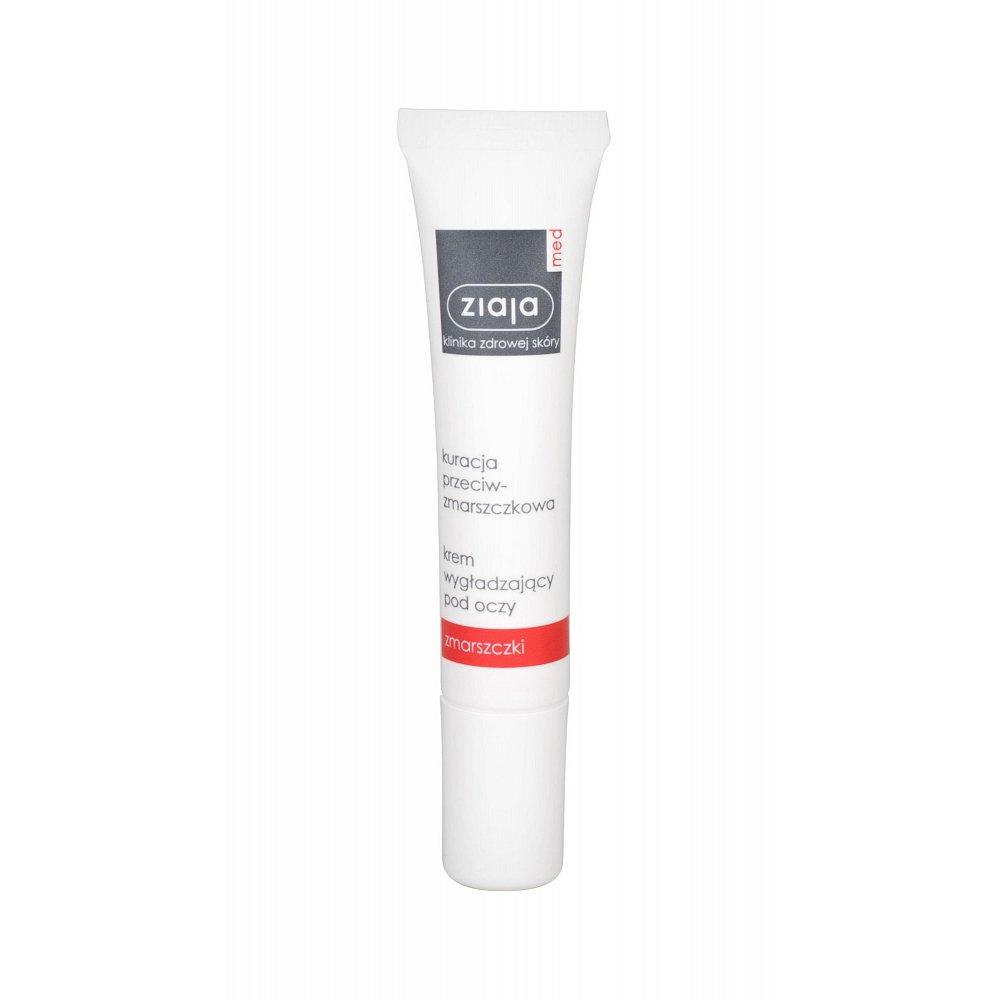 ZIAJA Med anti-wrinkle treatment smoothing oční krém 15 ml