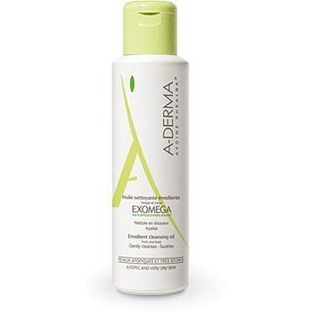 A-DERMA Exomega huile 500ml-sprchový čistící olej
