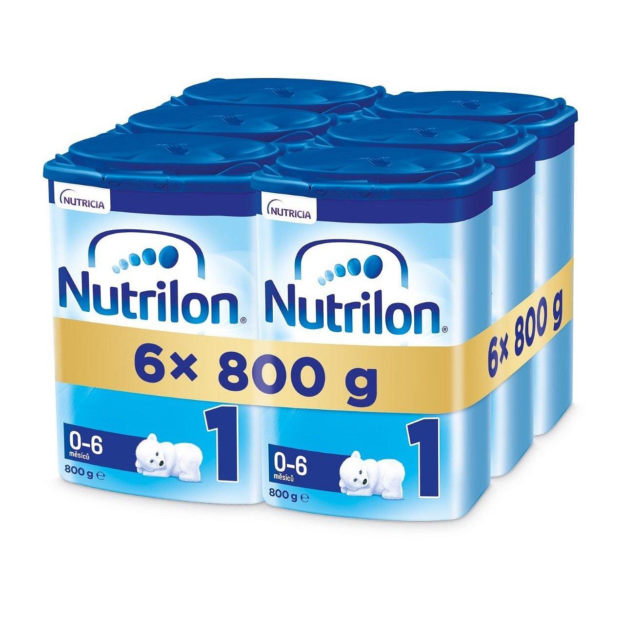 Nutrilon 1 6x800 g
