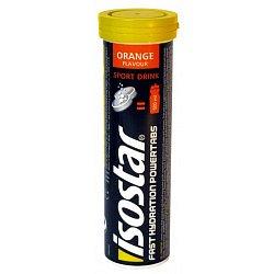 ISOSTAR Pomeranč šumivé tablety 120g
