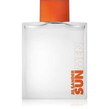 Jil Sander Sun for Men toaletní voda pro muže 200 ml