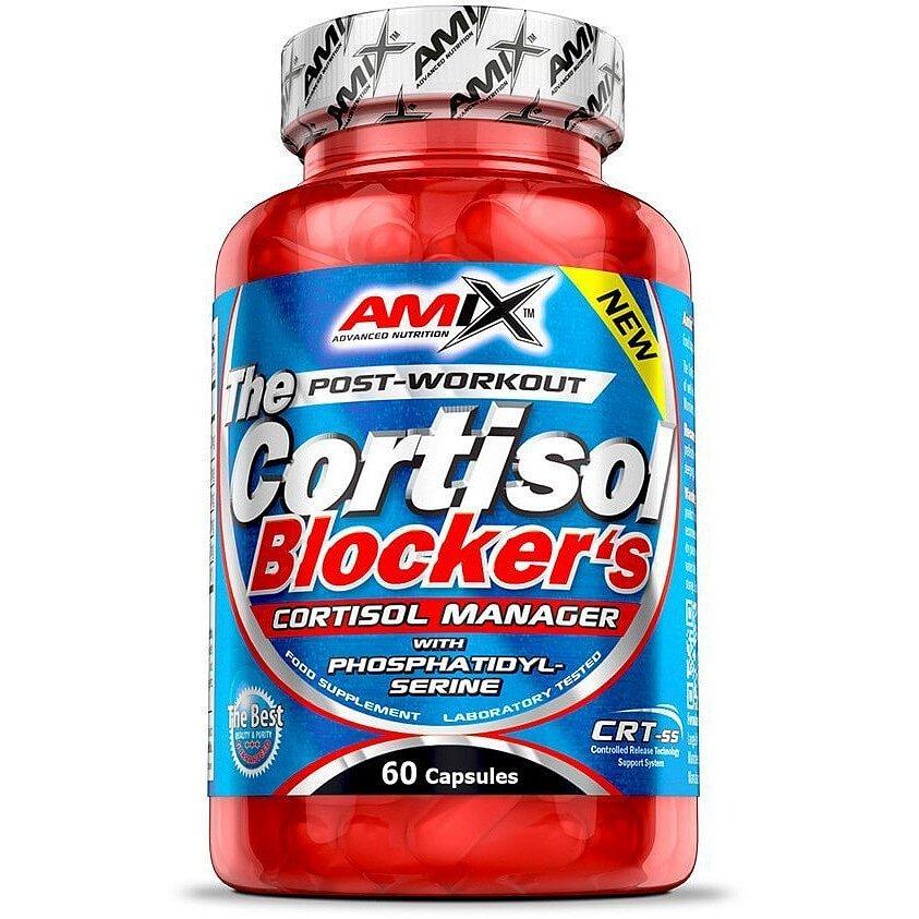 Amix The Cortisol Blocker´s 60 kapslí