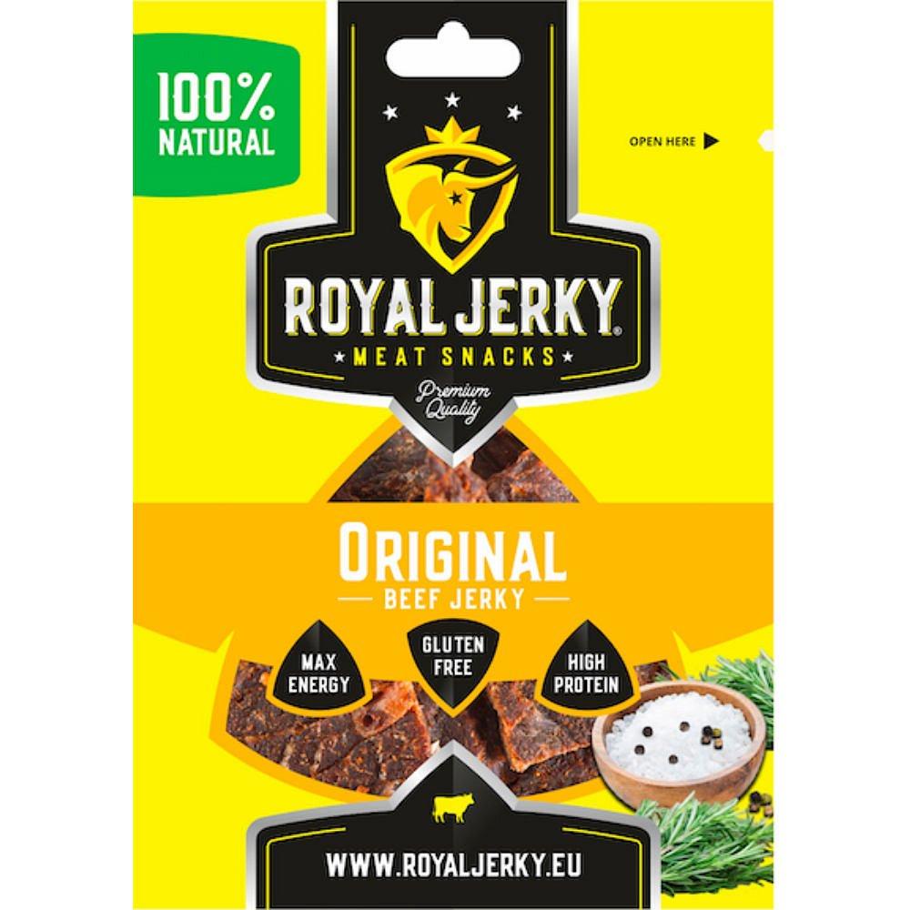 ROYAL JERKY BEEF ORIGINAL 40g