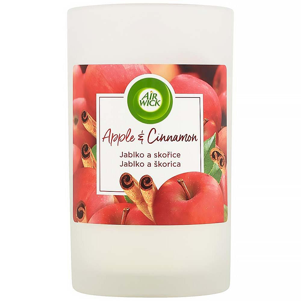 AIR WICK XXL svíčka jablko a skořice 310 g