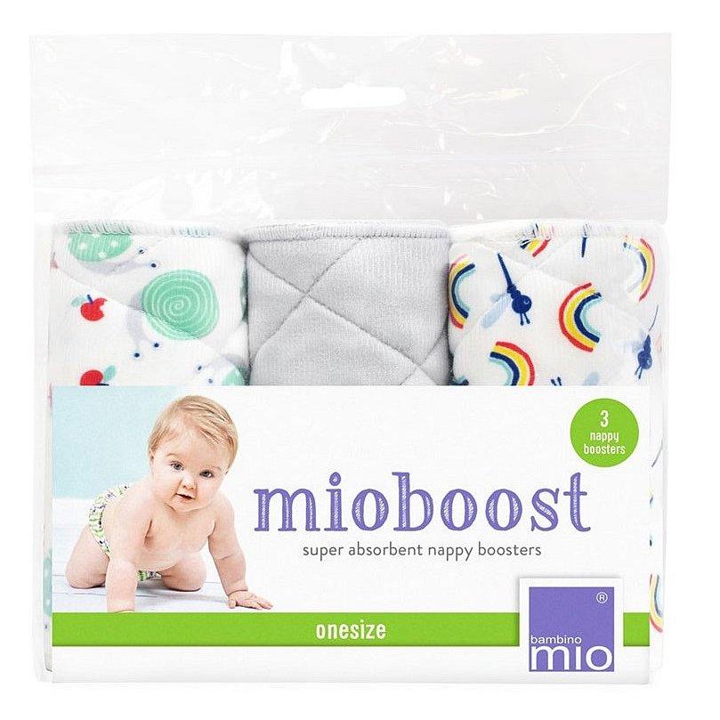 Bambino Mio Absorbční vložka Mio Boost Snail Surprise 3ks