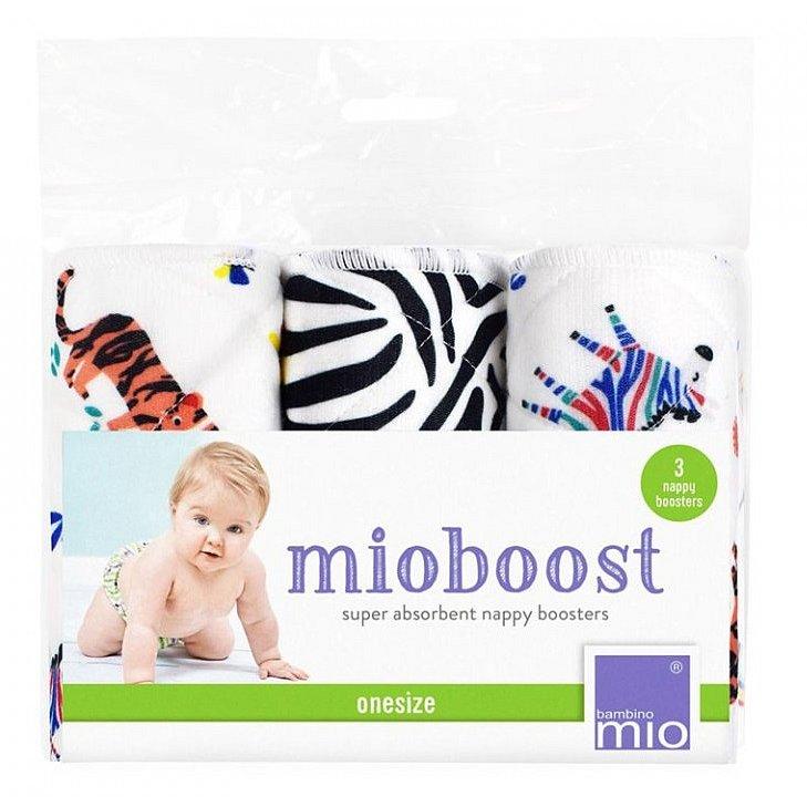 Bambino Mio Absorbční vložka Mio Boost Savanna Stripes