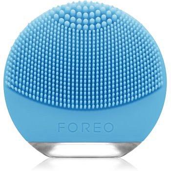 FOREO Luna™ Go čisticí sonický přístroj cestovní balení smíšená pleť