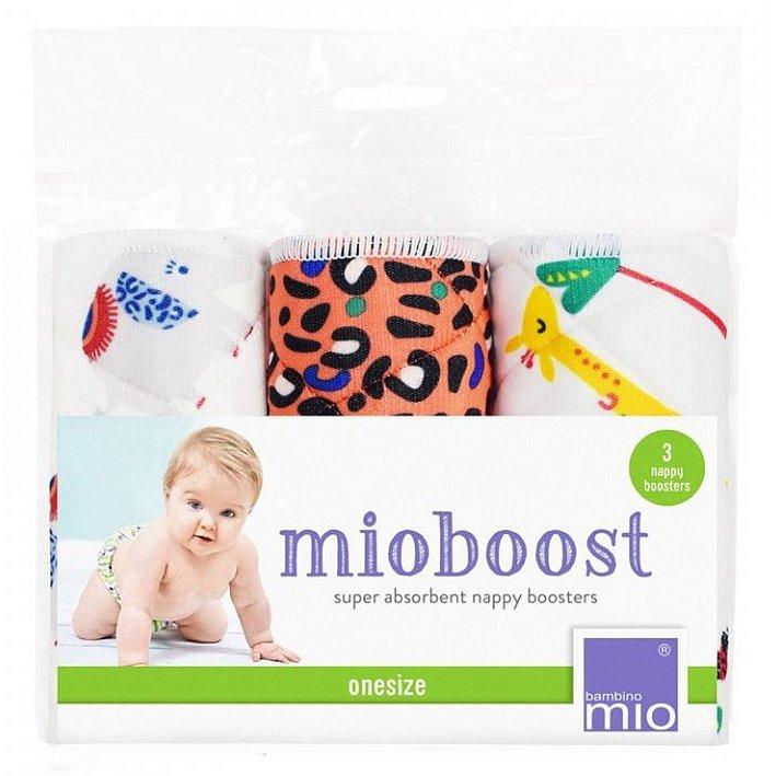 Bambino Mio Absorbční vložka Mio Boost Safari Spots
