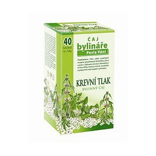 Čaj Váňa Krevní tlak n.s. 40x1.6g