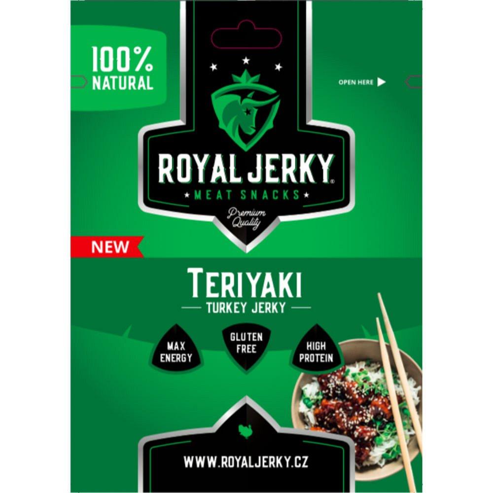 ROYAL JERKY KRŮTÍ TERIYAKI 22 g
