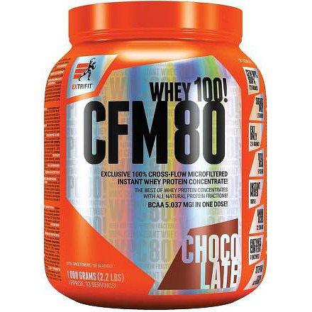 CFM Instant Whey 80 1000 g čokoláda