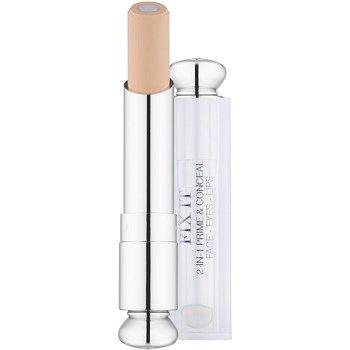 Dior Fix It Colour multifunkční korektor na obličej, oči a rty odstín 001 Light Beige  3,5 g