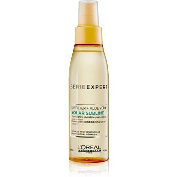 L'Oréal Professionnel Serie Expert Solar Sublime sprej na vlasy pro vlasy namáhané sluncem s UV filtrem  125 ml