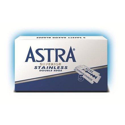 Gillette Astra Super žiletky 5ks