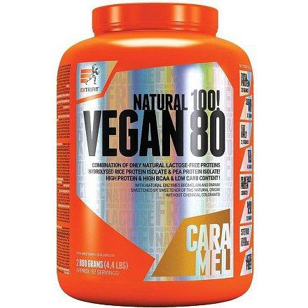 Vegan 80 2000 g karamel