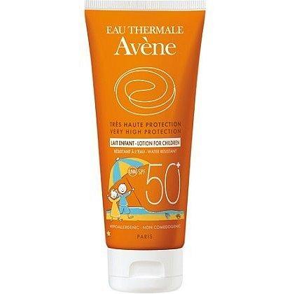 AVENE Lait 50+ enf 100ml-opalov.mléko pro děti 50+