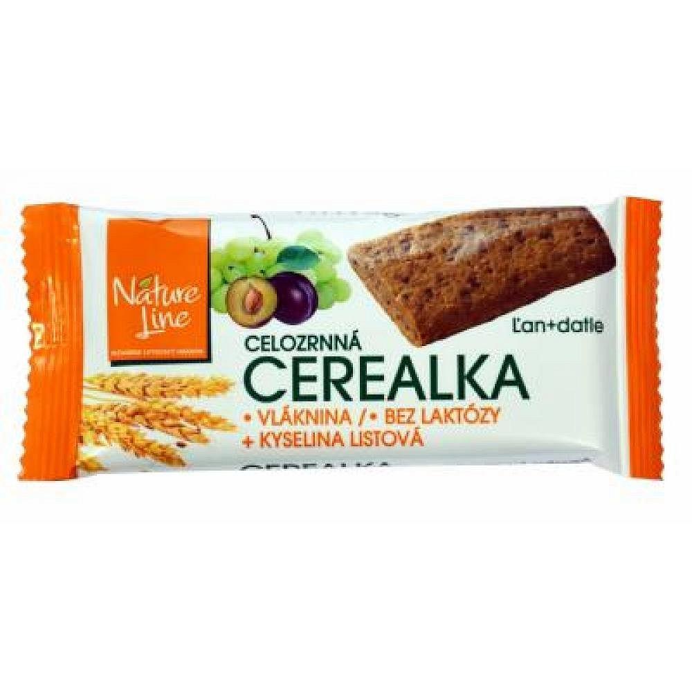 NATURE LINE Cerealka sušenka celozrnná 30 g