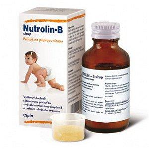Nutrolin-B sirup 60ml