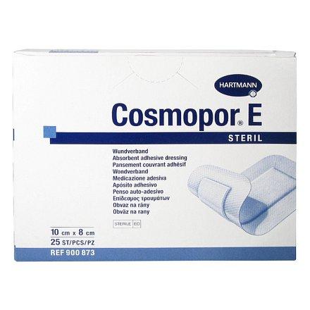 Rychloobvaz COSMOPOR E steril.10x8cm/25ks