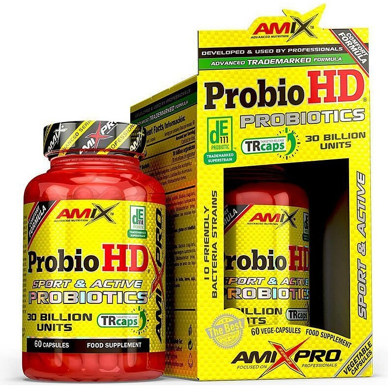 AMIX ProbioHD, 60 kapslí