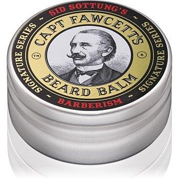 Captain Fawcett Sid Sottung vosk na knír  15 ml