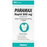 Paramax Rapid 500 tablety 30ks