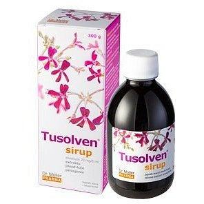 Dr.Müller Tusolven sirup 300g