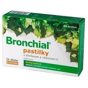 Dr.Müller Bronchial pastilky 24ks