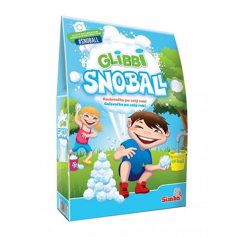 Glibbi SnoBall, DP10