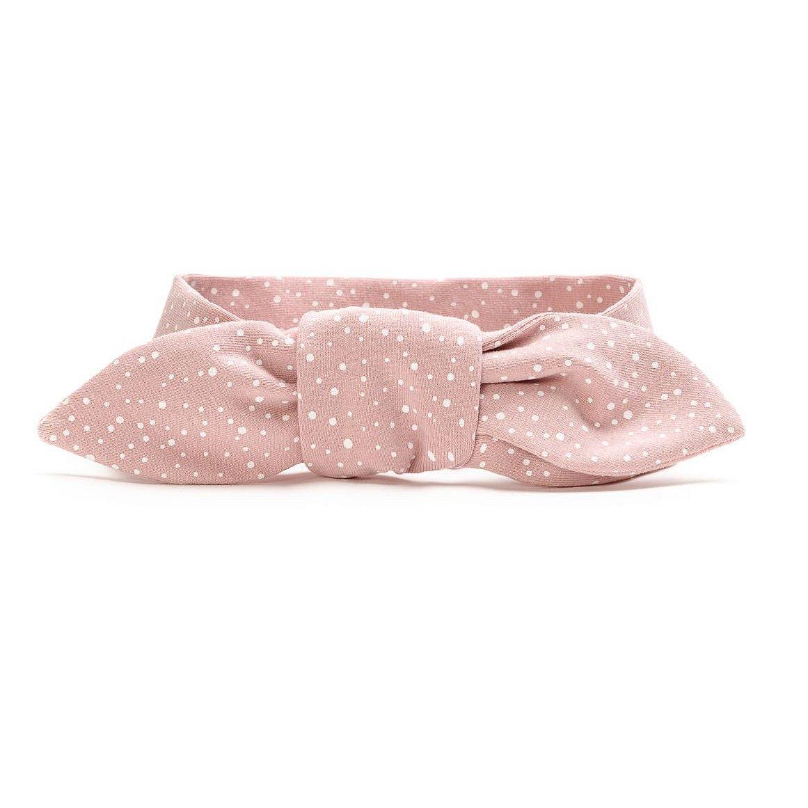 T-tomi Zavazovací čelenka pro dospělé 1 ks pink dots