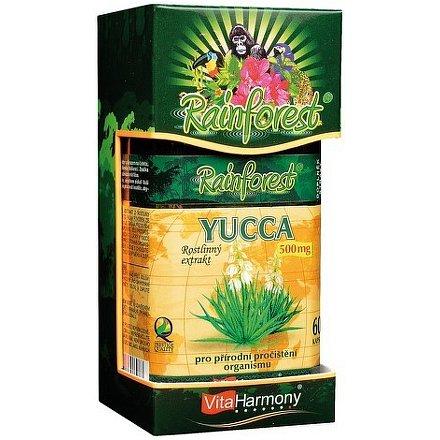 VitaHarmony Yucca 500 mg orální tobolky 60