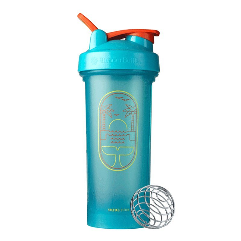 Blender Bottle Šejkr Classic Loop Special Edition tyrkysový 820ml