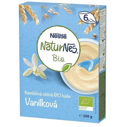 NESTLÉ Nemléčná kaše vanilková BIO 200g