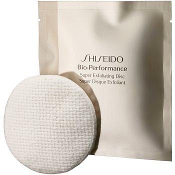 Shiseido Bio-Performance Super Exfoliating Disc exfoliační čisticí polštářky pro omlazení pleti  8 ks