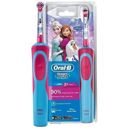 Braun Oral B Vitality Kids D12 kartáček - FROZEN
