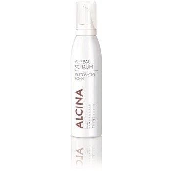 Alcina Dry and Damaged Hair regenerační pěna s okamžitým účinkem  150 ml