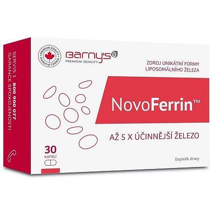 Barny's NovoFerrin ™ 30 kapslí