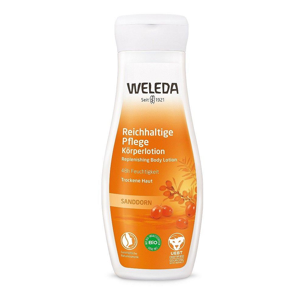 WELEDA  Energizující Tělové mléko 200 ml