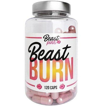BeastPink Spalovač tuků Beast Burn 120 kapslí